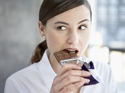 Шоколад при токсикозе